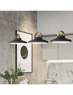 Forest Series-LED Pendant Light Led Pendant Lights, Pendant Light Fixtures, Pendant Lighting, Pendant Lamps, Hanging Pendants, Wood Accents, Nordic Style, Wooden Handles, Modern Design