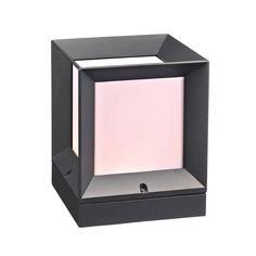 PLC Lighting 2713BZ118Q Helmsley 1 Light 11 inch Bronze Outdoor Wall Light