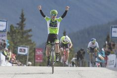 Tom-Jelte Slagter takes stage 4 at the Tour of Alberta