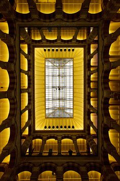 New Pix (Architecture has been published on Tremendous Pix Yellow And Brown, Mellow Yellow, Beautiful Architecture, Architecture Details, Dome Ceiling, Yellow Theme, Shades Of Gold, Light Of Life, Colour Board