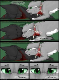 R- page 19 by PaintedSerenity on DeviantArt Raven Comics, Warrior Cats Comics, Warrior Cats Series, Warrior Cats Fan Art, Warrior Cats Books, Cat Comics, The Warriors Book, Love Warriors, Warrior Cats Scourge