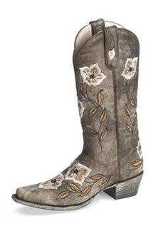 Western Cowboy Boots I Love!!! Relic Blossom Boots