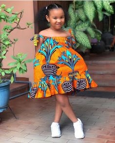 african fashion ankara Cute Fashion and Styles for African Queens - Creative and Stylish Designs You will Love African Dresses For Kids, Latest African Fashion Dresses, African Dresses For Women, Dresses Kids Girl, Girls, African Children, Baby African Clothes, Ankara Styles For Kids, Moda Afro