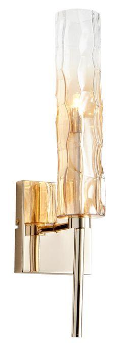 Balanchine Wall Sconce, Gold