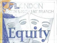 South & South East Equity successfully crowdfunded their branch banner on www.Phundee.com, Empowering Theatre
