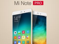 Xiaomi Mi Note Pro vs. iPhone 6 Plus