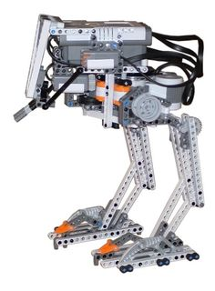 A LEGO replica of the All Terran Scout Transport (AT-ST) from the Star Wars movies. Instructions available!