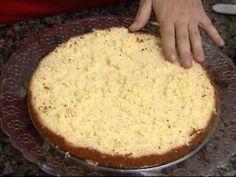 Dica do Chef: torta de abacaxi com chantily