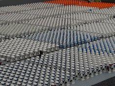 Star Wars Set, Star Wars Ships, Lego Star Wars, Lego Clone Army, Lego Army, Big Lego, Lego Creative, Lego Clones, Lego Display