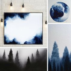 Tuesday Artisan Feature Casey Freeman Ink Art Make Art, Tuesday, Artisan, Tapestry, Ink, Artwork, Decor, Hanging Tapestry, Tapestries
