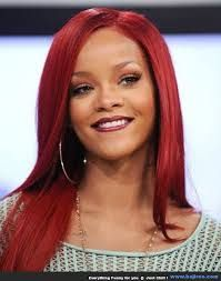 I want to dye my hair red in a few months when cheer season is over.