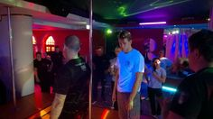 Stage #BarFighting #KravMaga #IKMF