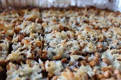 Journey to Fabulous Foods: Hello Dolly Bars