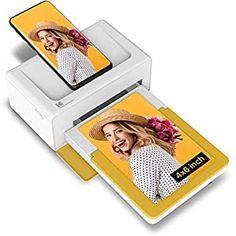 Home & Office Printers | Amazon.com | Office Electronics - Printers & Accessories Best Portable Photo Printer, Compact Photo Printer, Portable Printer, Wifi Printer, Wireless Printer, Restaurant Vouchers, Graduation Gifts For Guys, Zebra Printer, Tecnologia