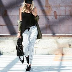 Learn to Styled Athleisure at www.HerStyledView.com