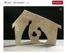Hebben jullie de kerstkriebels ook al te pakken? Begin dan al na te denken over de inrichting van je huis. Bekijk onze 8 favoriete kerstallen van Pinterest.