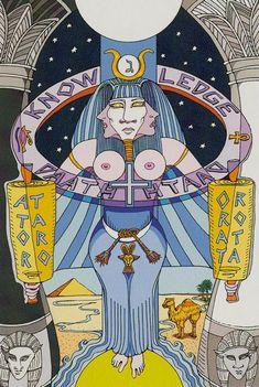 SR- II - The High Priestess