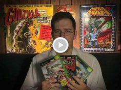 Godzilla - NES, SNES - Angry Video Game Nerd - Episode 77