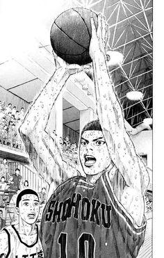 Read Slam Dunk 275 Online For Free in Italian - page 11 - Manga Eden Comic Manga, Manga Comics, Anime Manga, Anime Art, Sasuke Drawing, Manga Drawing, Manhwa, Slam Dunk Manga, Inoue Takehiko