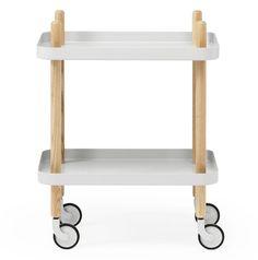 Normann Copenhagen Block Tisch | mintroom.de #Normann Copenhagen #mintroom #shop #tische #beistelltische #normann copenhagen #simon pengelly
