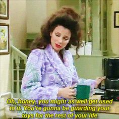 "The 17 Most Relatable Quotes From ""The Nanny"""