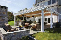 Pergola-shade-canopy-ideas-pergola-cover-ideas-modern-patio-design-outdoror-furniture