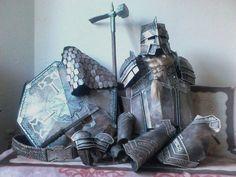 Moria armor set by Quellart