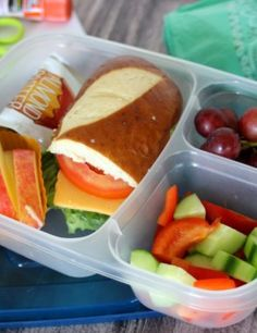 Make healthy, fun lunches a breeze with these everyday essentials.