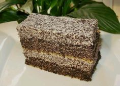 Slovak Recipes, Czech Recipes, Mexican Food Recipes, Sweet Recipes, Catering, Recipies, Sweets, Dishes, Chocolate