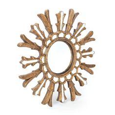 "Eclipse Home Collection Gypsy Mirror 21.5"" Dia."