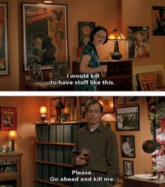 Thora Birch + Steve Buscemi // Ghost World