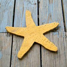 Beach Starfish Gulf Ocean Coastal Decor