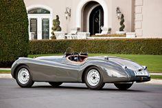 1949 Jaguar XK120 Alloy Roadster #Jaguarclassiccars
