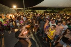 Live music and dancing - Ravenna by night