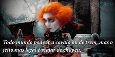 """Chapeleiro maluco é o nome do personagem criado pelo escritor Lewis Carrol para o livro Alice no País das Maravilhas (Alice in Wonderland). O nome """"Chapeleiro Louco"""" foi baseado na fras…"""