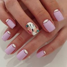 Latest nail trends the furry nails have taken the nails art to a whole new level. Not so many years have passed since women started experimenting new trend. French Manicure Nail Designs, Cute Nail Art Designs, Manicure And Pedicure, Cute Nails, Pretty Nails, Hair And Nails, My Nails, Nagellack Trends, Nail Arts