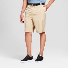 Men's Big & Tall Golf Short - C9 Champion - Khaki (Green) 54