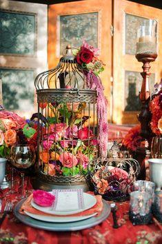 Una boda Boho Chic #boda #ideas #bohochic