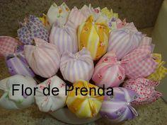 Flor de Prenda: Tulipas