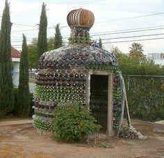 http://hautenature.com/bottle-houses-building-with-recyclables/
