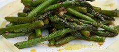 Chřest podruhé, s česnekem a meat masala Thing 1, Green Beans, Paleo, Meat, Vegetables, Food, Essen, Beach Wrap, Vegetable Recipes