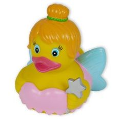 tinkerbell rubber duckie
