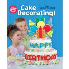 2004 Wilton Yearbook of Cake Decorating.
