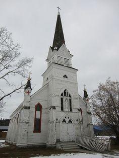 St. Eugene's Church - 1897