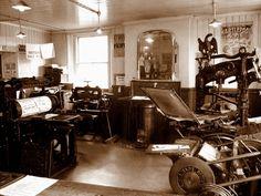 Print Room Beamish | Flickr - Photo Sharing!