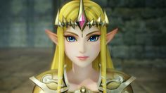 Gameplayaholic: Zelda IS de Princess in Hyryle Warriors [Wii U]