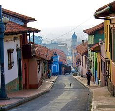 Bogota, Colombia. Emilyna Cullen...planning on living here!