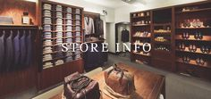Our Fashion Store in Het Arsenaal Naarden. New brands, high end collections and more.
