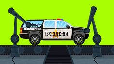 Lets visit the robotic garage as it makes a new Police SUV for children and watch as the toy SUV come to life! #policesuv #policevehicles #toyfactory #cargarage #policesuv #kidsvideos #babyvideos #kids