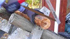folding wood saw - YouTube